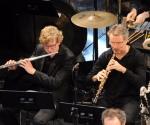 Thomas Frey, flauta; Markus Deuter, oboa