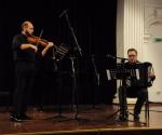 Saša Mirković, viola i Vladimir Blagojević, harmonika