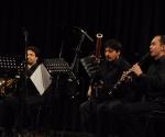 Milan Roksandić, horna Ivan Jotić, fagot Vasa Vučković, klarinet