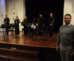 Dalibor Đukić, kompozitor sa duvačkim kvintetom