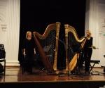 Ivana Pavlović i Milena Stanišić, harfe