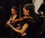 Sanja Romić, oboa i Aleksandra Milanović, violina