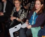 Darinka Matić Marović i kompozitorka Svetlana Savić