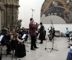 Borislav Čičovački, oboa i Kamerni orkestar