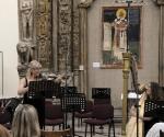 Edit Makedonska, violina i Gorana Ćurgus, harfa
