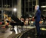 Državni sekretar Ministarstva kulture i informisanja Miroslav Tasić otvara Tribinu kompozitora