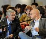 Kompozitori Benjamin Yusupov i Ivan Brkljačić