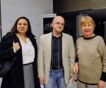 Organizacioni tim Tribine kompozitora - Ivana Trišić, Ivan  Brkljačić, Katarina Lazarević