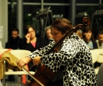 Sandra Belić, violončelo
