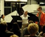 Neda Hofman, klavir Jelena Banković, sopran i Vladimir Dinić, bariton