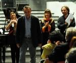 Kompozitor Žarko Mirković i Trio Pokret