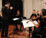 Dirigent Premil Petrović i ansambl Graidlište