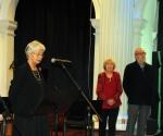 Ivana Stefanović zahvaljuje na Nagradi
