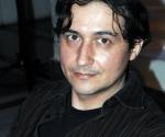 kompozitor Dino Rešidbegović koji je prisustvovao izvođenju svog dela