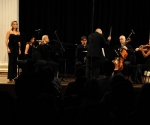 Ansambl za novu muziku Gradilište, Ana Radovanović, mecosopran,  dirigent Ivan Marković