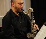 Predrag Nedeljković, bas klarinet