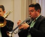 Mario Lončar, truba Marko Ilić, trombon