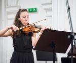 Aleksandra Milanović, violina