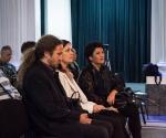 Trio Pokret (Madlen Stokić Vasilјević, viloina, Miloš Nikolić, klarinet i Maja Mihić, klavir) dobitnici nagrade Aleksandar Pavlović za 2018. godinu