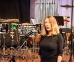 Nada Kolundžija, profesor FMU, pijanistkinja i član mnogih sasatava koji izvode savremenu i avangardnu muziku, dobitnica je specijalne nagrade Aleksandar Pavlović za dugogodišnji požrtvovan i pregalački rad na promociji srpske muzike