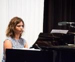 Pijanistkinja Neda Hofman Sretenović