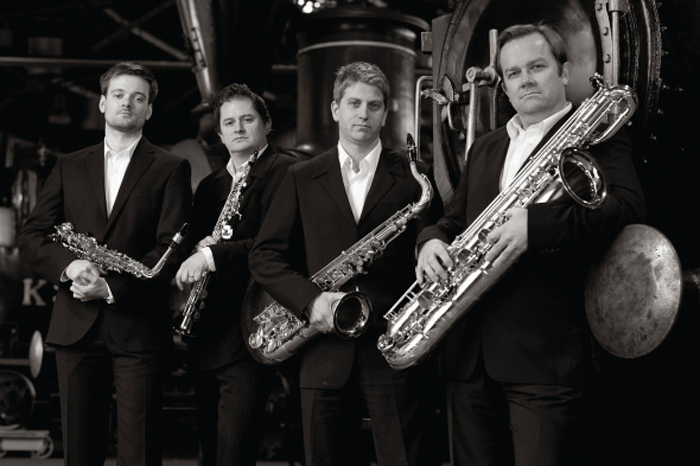 Ensemble 4Saxess
