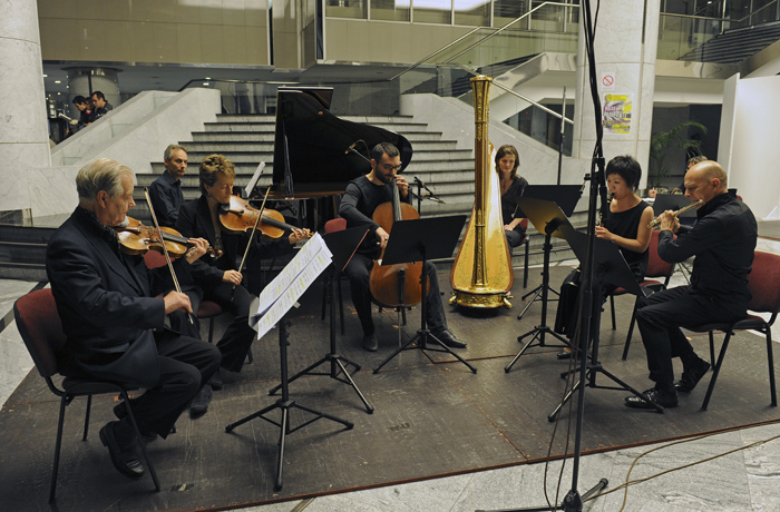 Ensemble Alternance on 19th International Review of Composers