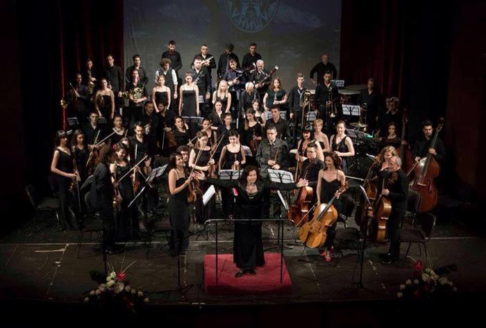 Kamerni orkestar Concertante Fakulteta umetnosti Univerziteta u Nišu