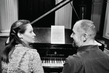 Klavirski duo Tea Dimitrijević – Dejan Subotić